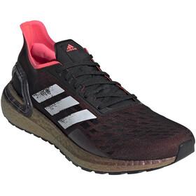 adidas Ultraboost PB Shoes Men, core black/footwear white/signal pink